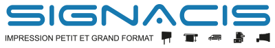 Imprimerie à Strasbourg & Colmar, Impression grand & petit format Logo